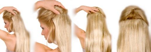 Haarverlangerungen Gisela Mayer Clip In