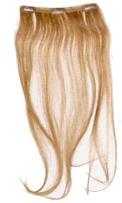 n2079 - Gisela Mayer Clip in: Single HBT Weft-Set glatt