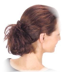 n5023 - Gisela Mayer Haarteil: Flamingo
