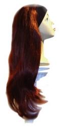 est252 - Kunsthaarteil, Perücke mit Stirnband