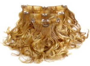 n2069 - Gisela Mayer Clip in: Curly HBT Long